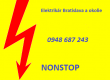 Elektrikár Bratislava-NONSTOP-poruchová služba