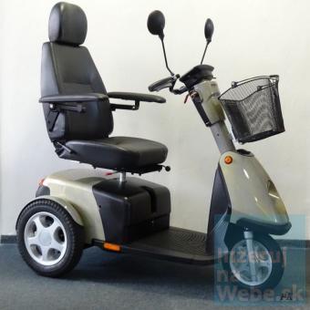 Elektrický skúter pre seniorov a handicapovaných