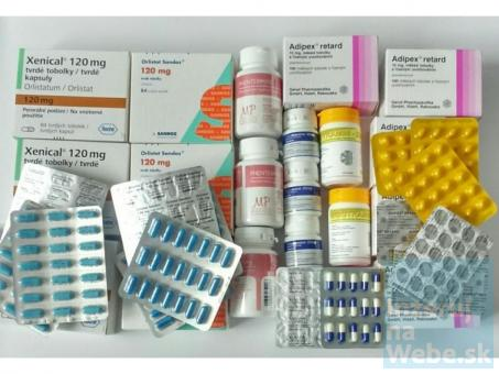 Predám hypnogen, adipexový reťazec, xanax, lexaurín, adipex, tramal a ďalšie